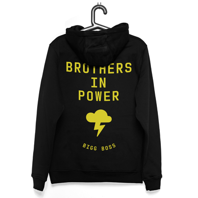 Brothers in power – hoodie
