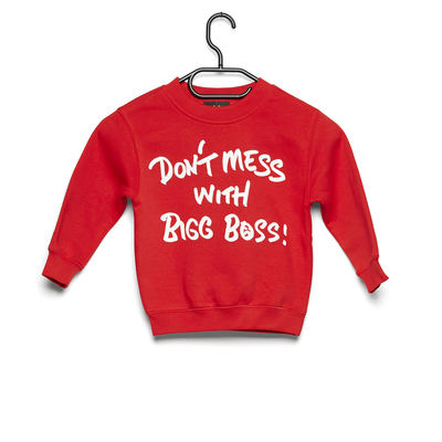 Don't mess -  kids crewneck 850,-