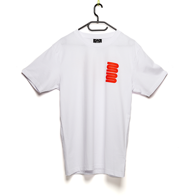 Brutal Belief white – t shirt
