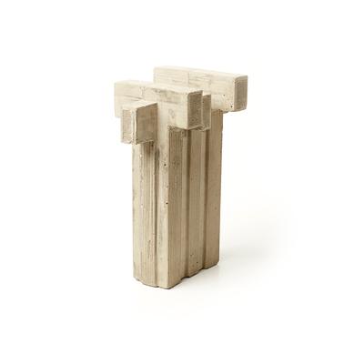Nádech výdech - Betonový model