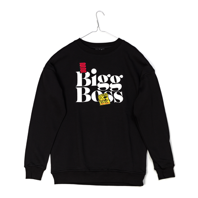 Bigg Boss – crewneck limited ed