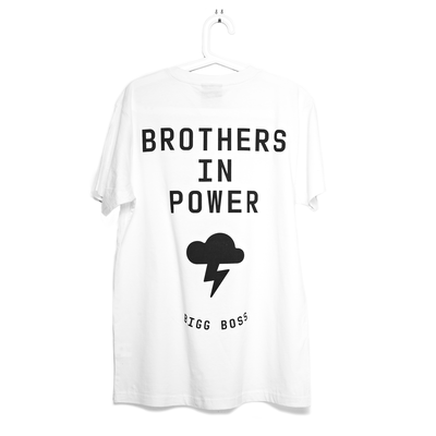Brothers in power - t shirt w