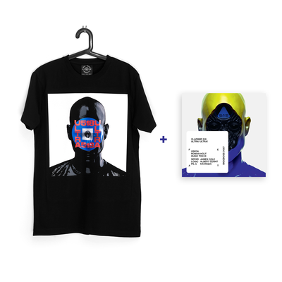 518 Ultra! Ultra! - t shirt + CD