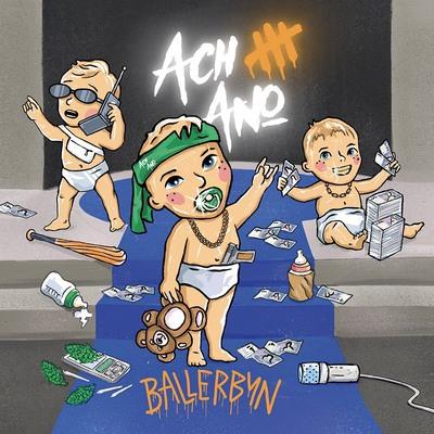 Maniak - Ach Ano III: Ballerbyn CD