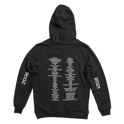Titles – hoodie black
